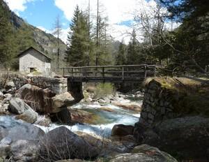 Il ponte della Miniera