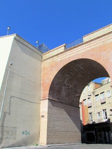 Ponte di Porta Napoli…other side!