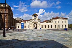 Piazza della Repubblica one