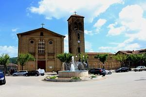 Limatola piazza S.Biagio