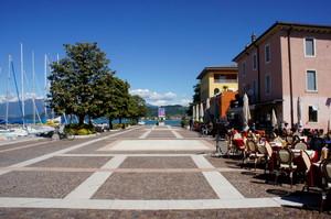 Lago sull Lago di Garda