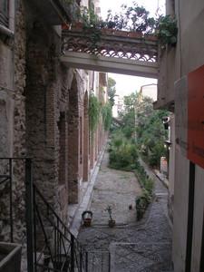Per le vie di Taormina…