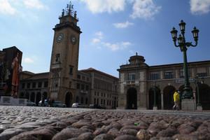 Piazza Vittorio Veneto…