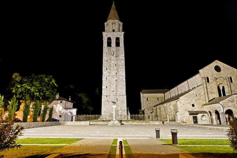 ''Basilica notturna'' - Aquileia