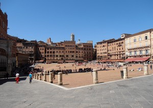La Piazza di Siena