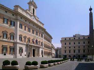 Piazza Del Parlamento – Roma