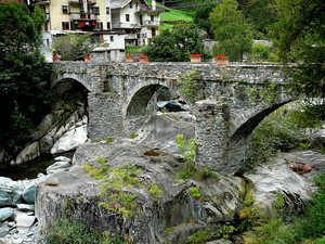 Il ponte di Frassiney