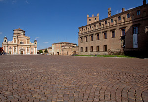 La Piazza dei Pio