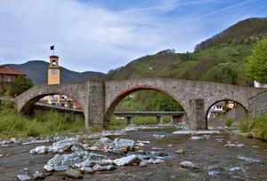 """""""Il ponte di Campo Freddo """""""