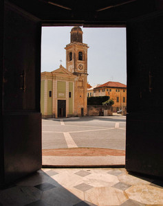 vista dal Municipio