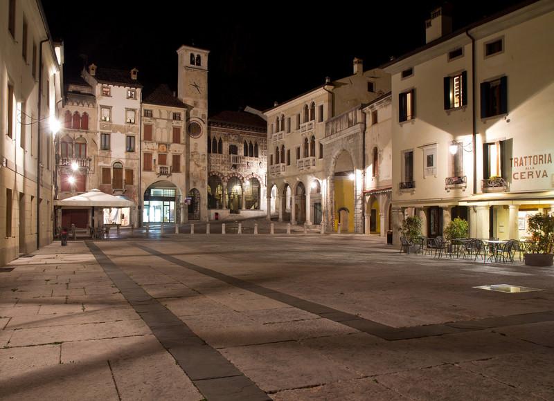''Piazza Marcantonio Flaminio'' - Vittorio Veneto