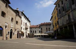 La prima piazza di Bassano