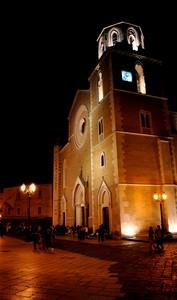 Sabato sera di maggio in Piazza del Duomo