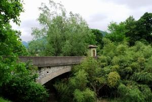 Il ponte di villa Cicogna