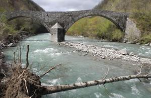 Ponte della Fola da basso