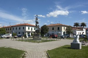 Piazza Martiri di Belfiore