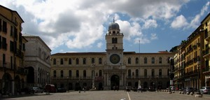 Piazza dei Signori di Padova