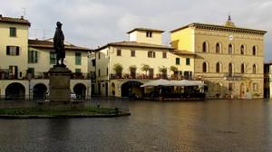 """La """"Piazza"""" di Greve"""