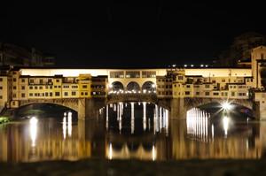 una notte in ponte vecchio