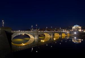 Vittorio Emanuele….  Il ponte