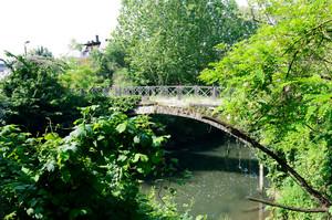 Un ponte tra Vizzolo e Colturano