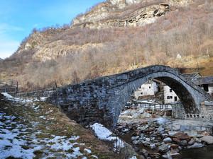 Lassù sui monti in Val Chiusella
