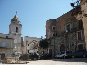 Campanile Chiesa Madre e Castello
