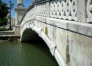 Il profilo del ponte