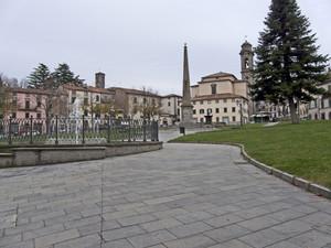 Piazza delle Storte