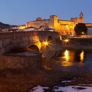 il ponte di monastero bormida