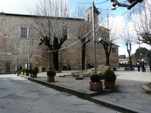 Piazza Santa Caterina