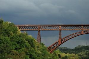 Ponte di ferro…