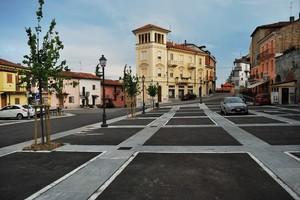 La piazza di Vignale