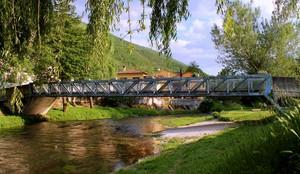 Ponte sul fiume Nera
