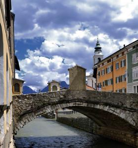 Antico ponte veneziano