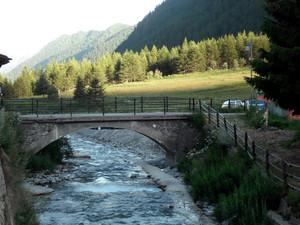 Altro ponte di Chianale