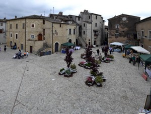 ''Piazza San Valentino'' - Penna in Teverina