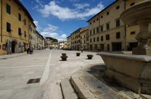 La piazza che mi ricorda qualcosa