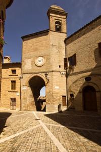 Piazza San Rocco – Colmurano