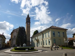 La Piazza di Fenegrò