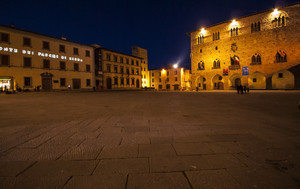 Quiete in Piazza Duomo
