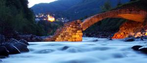 Ponte Nuovo Val Zoldana
