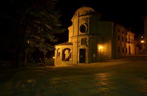 Notte prima dell'Assedio al rione Villanuova