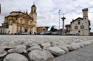 Sassi del fiume Ticino