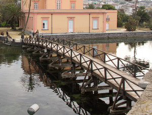 Il ponte… visto dalla Fata!
