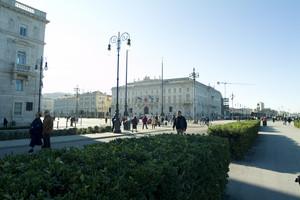 Trieste: Piazza dell'Unità d'Italia