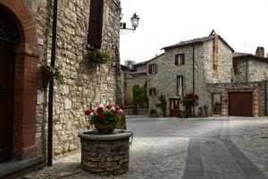 Piazza Michelotta di Biordo