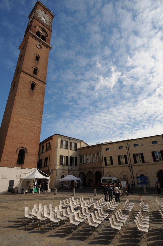 Piazza Della Misura Forli.Forli Piazzetta Della Misura