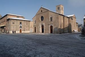 Terni: piazza San Francesco