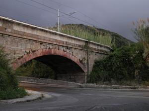 Ponte ferrovia – Parghelia (VV)